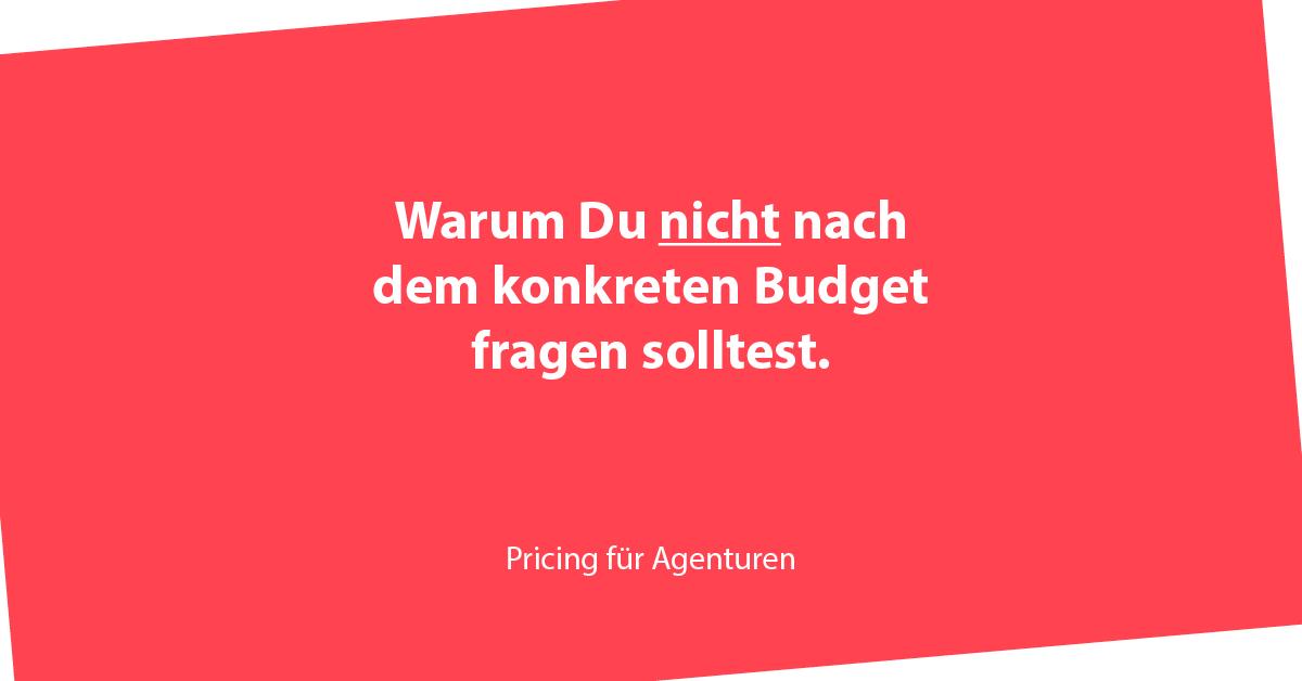 Budgetkosten, Projekt, Budget, Nachfrage