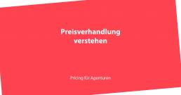 Preisverhandlungen: Wenn Verkauf und Einkauf miteinander sprechen